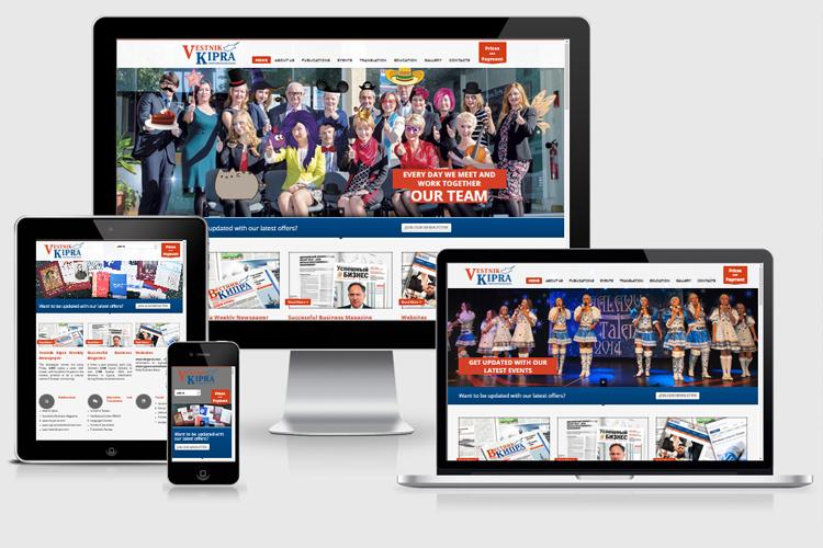 Vestnik Kipra Group - www.vkcyprusgroup.com