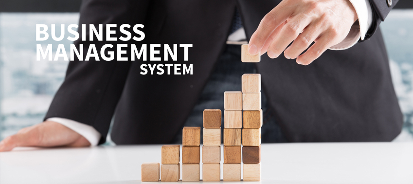 Business Management System – to give your company the edge it needs.